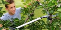 S nářadím Fiskars vás na zahradě nic nepřekvapí