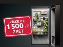 1500 Kč zpět k chladničkám AEG
