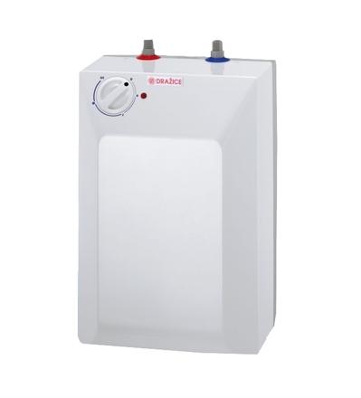 Beztlakový elektrický ohřívač vody DZD Dražice BTO 5 IN