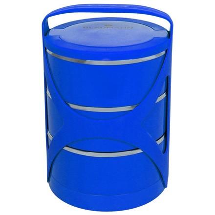 Jídlonosič Blaumann BL 3218modr třípatrový modrý