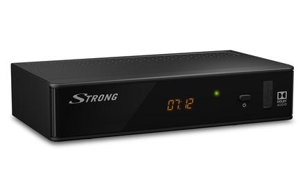 DVB-T/ T2 přijímač Strong SRT8211