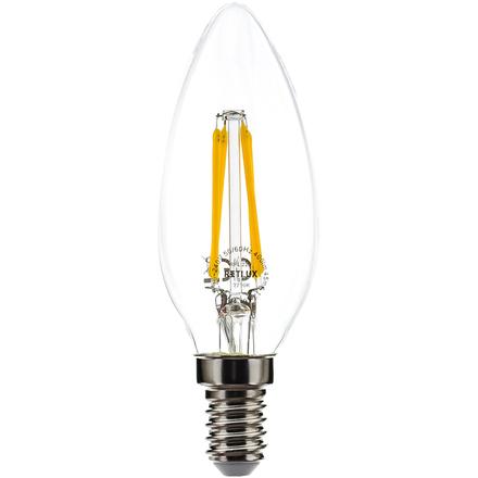 Žárovka Retlux RFL 220 Filament 4W svíčka E14