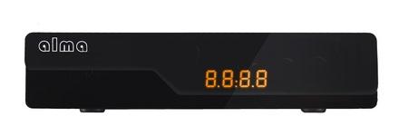 DVB-T přijímač Alma DVB-T2 HD přijímač 2780 černý