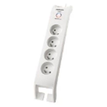 Přepěťová ochrana Philips P54010 4 zásuvky 2m-bílá (1909440210)
