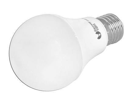 LED žárovka Forever LED E27 A65 18W 230V 2100lm 3000K