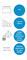 Vestavná mikrovlnná trouba Candy MIC20GDFB (2)