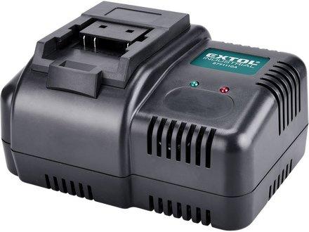 Nabíječka Extol Industrial (8791110A) nabíječka, 2,5A