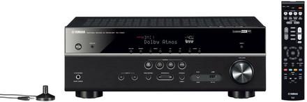 AV receiver Yamaha RX V583 BLACK
