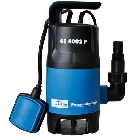 Kalové čerpadlo Güde GS 4002 P