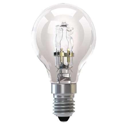 Halogenová žárovka Emos ZE1012 Halogenová žárovka ECO Mini Globe 28W E14 teplá bílá, stmív.
