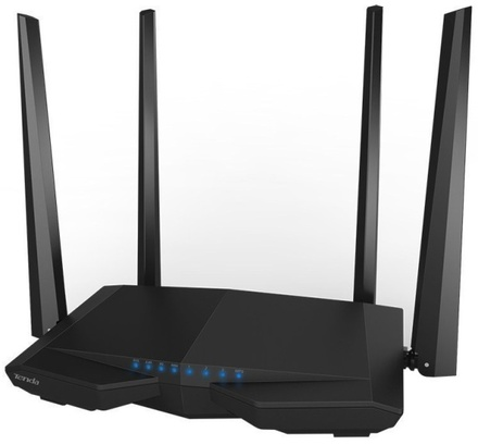Wi-Fi router Tenda AC6 Wireless AC Router 1200Mb/ s, VPN, 4x5dBi