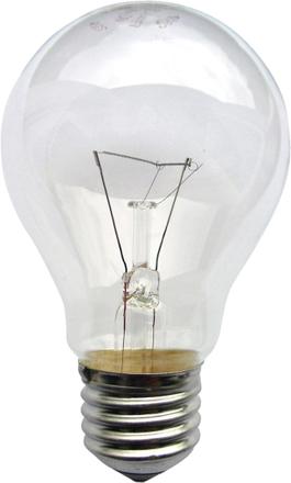 Žárovka Techlamp Žárovka čirá 240V 40W E27 TERMOREZISTIVNÍ