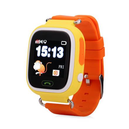 Chytré hodinky Helmer LK 703 dětské - žlutý 134ba8a6179