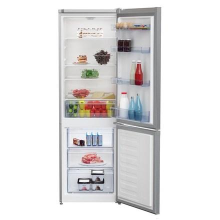 Kombinovaná chladnička Beko CSA270M30X