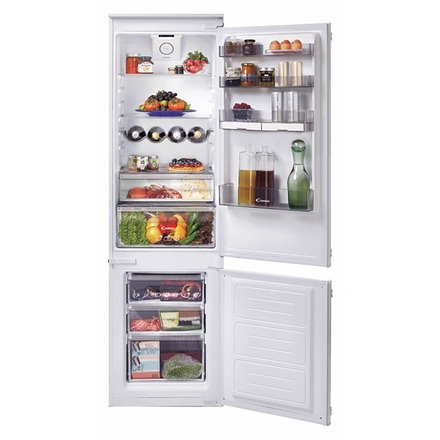 Vestavná kombinovaná chladnička Candy BCBS 184 NPU
