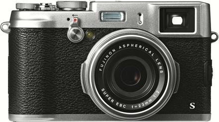 Kompaktní fotoaparát Fujifilm X100S + pouzdro