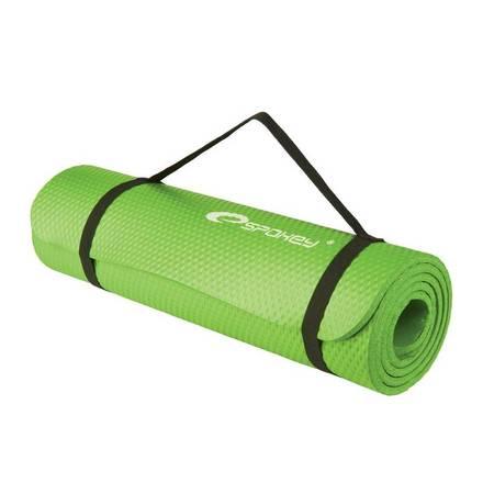 Podložka na cvičení Spokey Podložka Softmat na cvičení - zelená