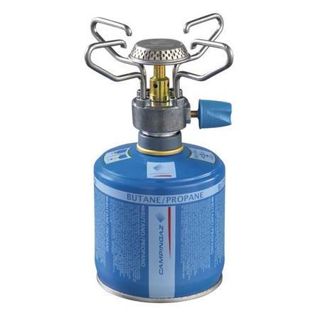 Plynový vařič a kartuše Campingaz Bleuet® Micro Plus+ CV 3