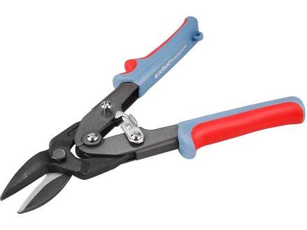 Nůžky na plech Extol Premium (48050) nůžky na plech převodové, 255mm, rovně a doprava, CrV