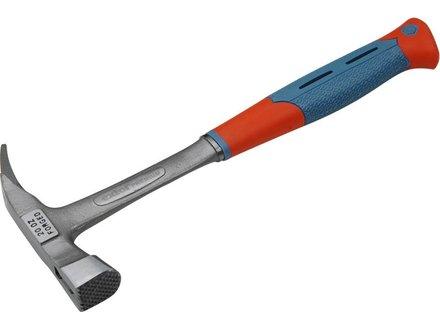 Kladivo pokrývačské Extol Premium (8811402) kladivo pokrývačské ANTI-SHOCK, 567g, kované z jednoho kusu, s magnetem