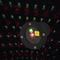 Vánoční osvětlení Retlux RXL 290 Laser Red/Green DO IP44 (1)