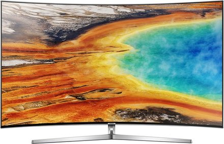 UHD LED televize Samsung UE55MU9002