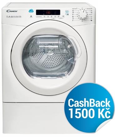 Sušička prádla Candy CS4 H7A1DE-S