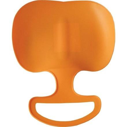 Kluzák na sníh oranžový Kluzák na sníh oranžový