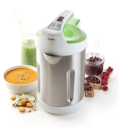 Automatický polévkovar Domo DO705BL