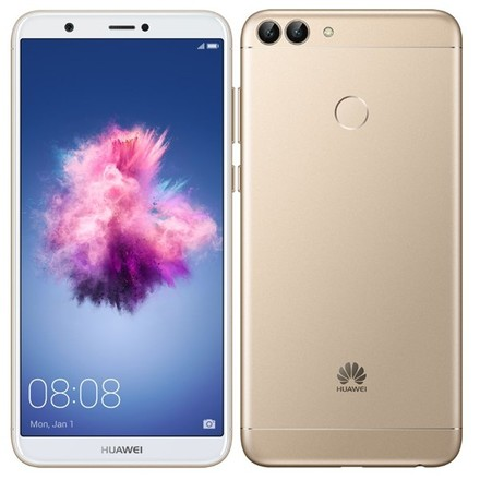 Mobilní telefon Huawei P smart Dual Sim - Gold (SP-PSMDSGOM)