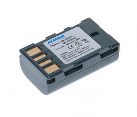 Akumulátor do videokamery Avacom JVC BN-VF808, VF815, VF823 Li-ion 7.2V 800mAh 5.8Wh