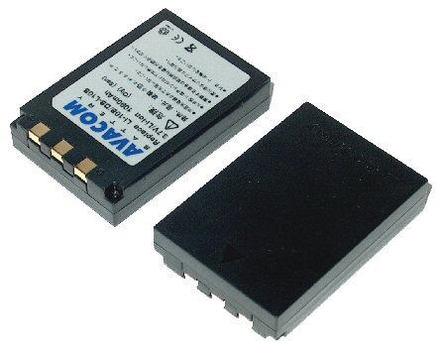 Baterie do fotoaparátu Avacom pro Olympus LI-10B/ LI-12B, Sanyo DB-L10 Li-ion 3.7V 1090mAh