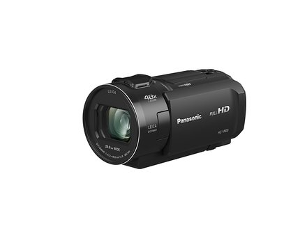 Digitální videokamera Panasonic HC-V800 EP-K černá