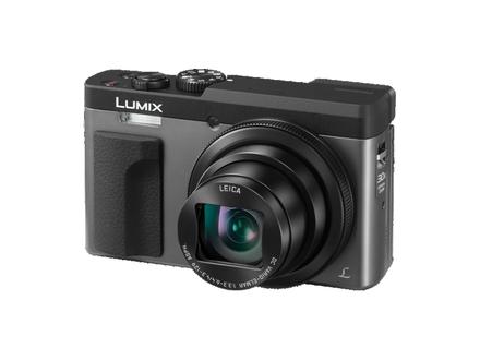 Kompaktní fotoaparát Panasonic Lumix DMC-TZ90 silver