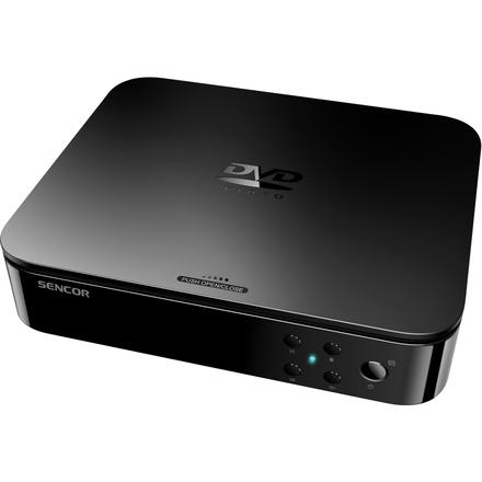 Stolní DVD přehrávač Sencor SDV 1204H