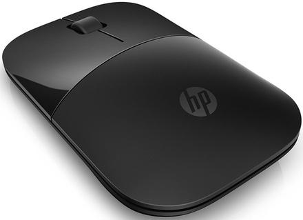 Bezdrátová počítačová myš HP Z3700 / optická / 3 tlačítka / 1200dpi - černá