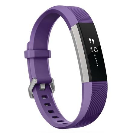 Fitness náramek Fitbit Ace - Power Purple / Stainless Steel