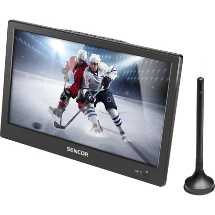 Přenosná LCD televize Sencor SPV 7012T DVB-T2 10''