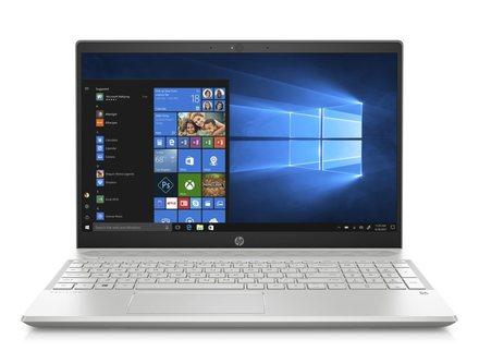 """Notebook 15,6"""" HP Pavilion 15-cw0005nc FHD ryz3-2300U/8GB/1TB+128SSD/ATI/2RServis/W10-silver (4DJ88EA#BCM)"""