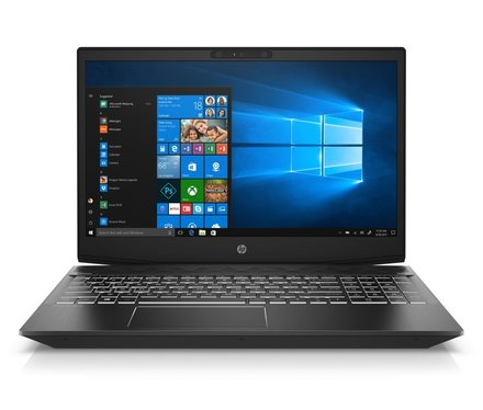 "Notebook 15,6"" HP Power Pavilion 15-cx0015nc FHD i5-8300H/8GB/1TB+128SSD/NV/2RServis/W10-black+white (4MV36EA#BCM)"