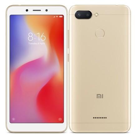 Mobilní telefon Xiaomi Redmi 6 (3GB/32GB) Gold