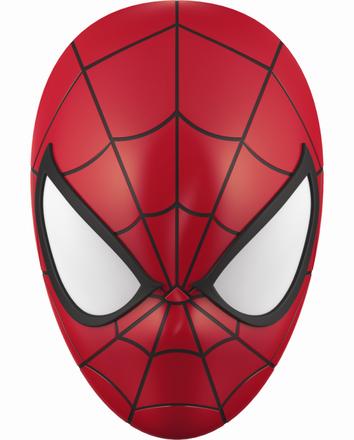 Dětské nástěnné svítidlo Philips (7193840P0) 3D Masks - Spider-Man SVÍTIDLO NÁSTĚNNÉ (batteries incl)