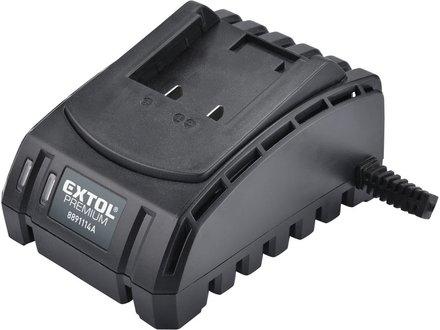 Nabíječka Extol Premium (8891114A) nabíječka, 18V, 1hod