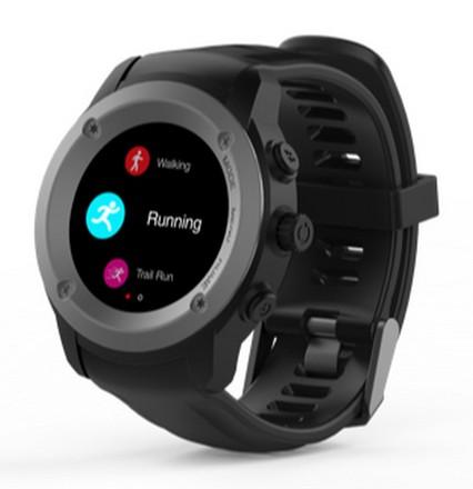 Chytré hodinky Cube1 SPORTWATCH1 Tarnish Black