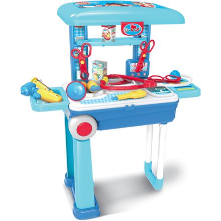 Dětský kufřík Buddy Toys BGP 3014 Kufr Deluxe doktor