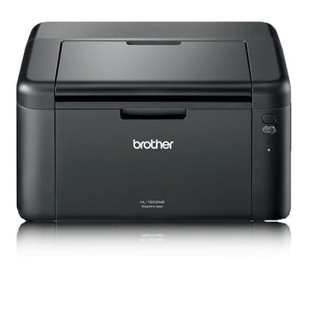 Laserová tiskárna Brother HL-1222WE A4, 20str./ min, 2400 x 600, 32 MB, WF, USB