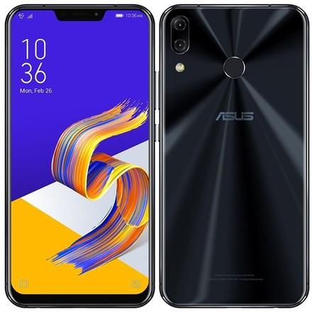 Mobilní telefon Asus Zenfone 5Z 64GB+6GB Midnight Blue
