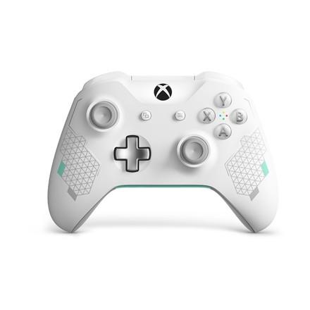 Bezdrátový ovladač Microsoft Xbox One Special Edition Sports White Bezdrátový ovladač Microsoft Xbox One Special Edition Sports White