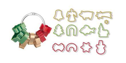 Vykrajovátka Tescoma 630902 vánoční DELÍCIA, 13ks