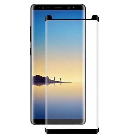 Ochranná fólie Vmax Ochranná fólie Full Frame pro Samsung Galaxy Note 8 - černé